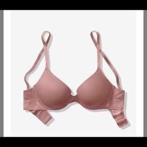 VS PINK 2 WearEveryWhere Bras 34A & Lace Bandeau